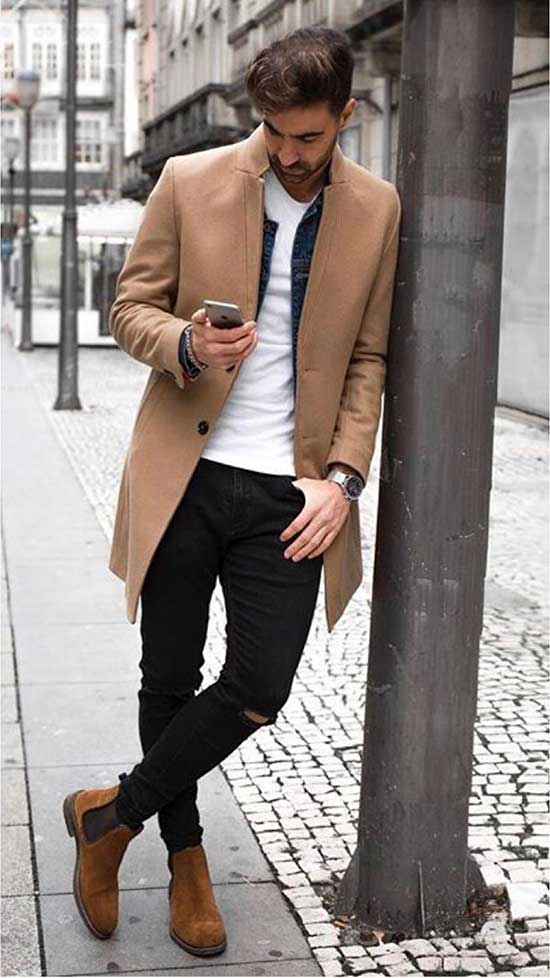 Classy Fall Outfit Ideas for Men-7