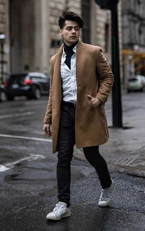 Street Style Fall Outfit Ideas for Men-8