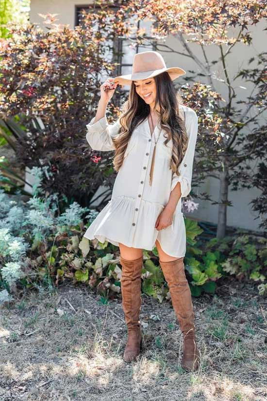 Cute Thanksgiving Outfits-19