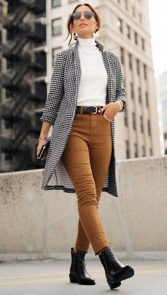 Winter Office Outfits for Women-19