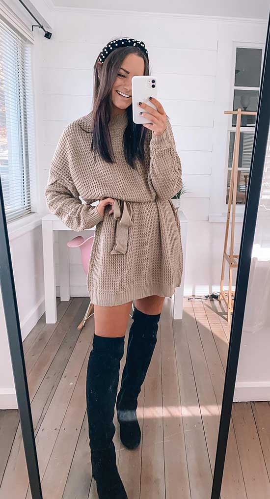 Cute Thanksgiving Outfits-20