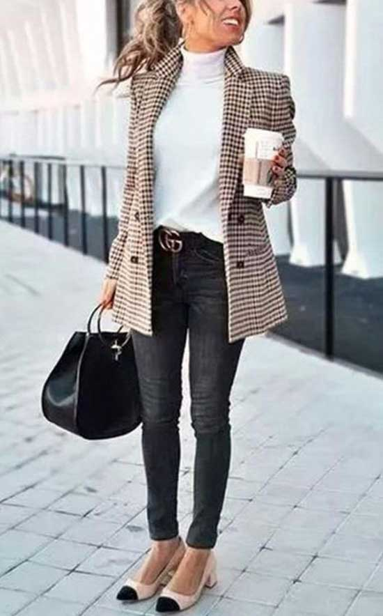 Winter Office Outfits for Women-21