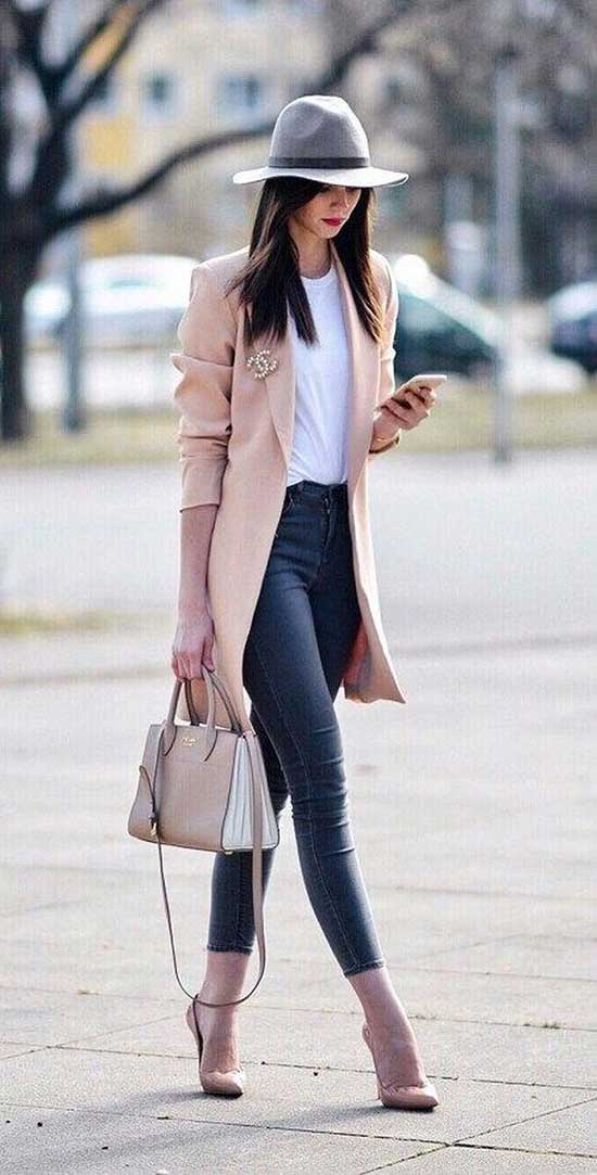 Winter Office Outfits for Women-22