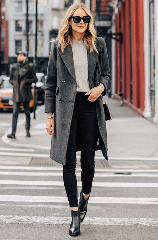 Winter Office Outfits for Women